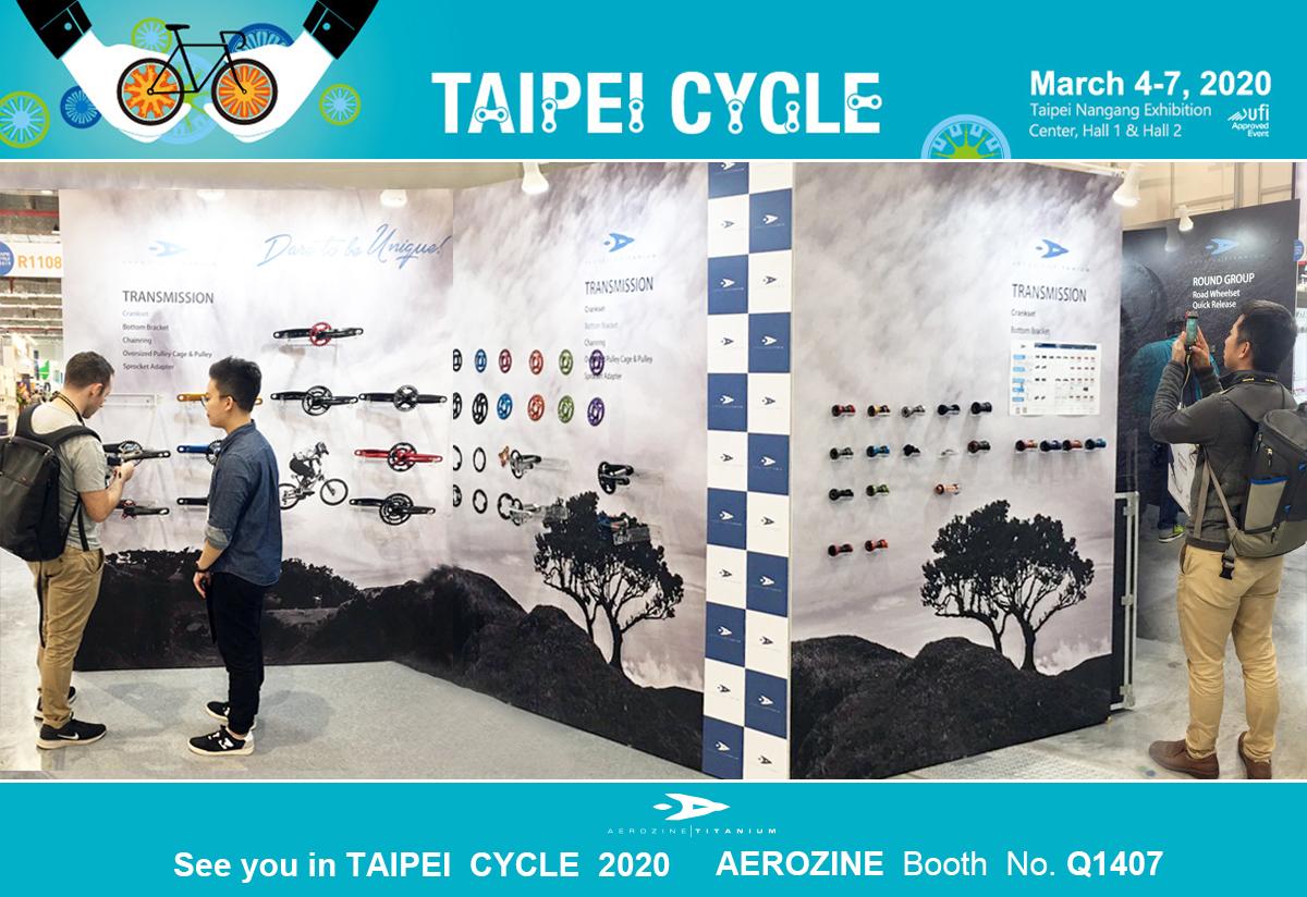 2020 TAIPEI CYCLE
